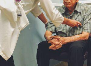 סרטן הערמונית תסמינים